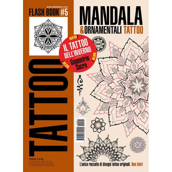 Libro Mandalas y Ornamentales