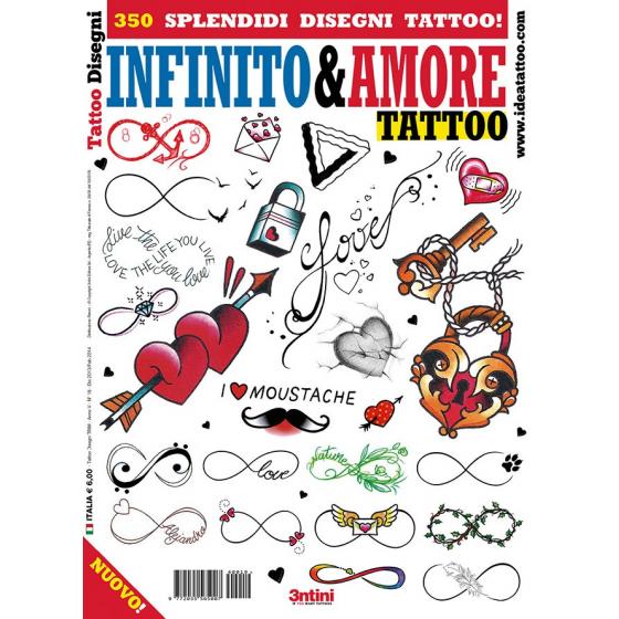 Libro Infinito y Amor