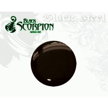 Black scorpion Black ink 1 oz