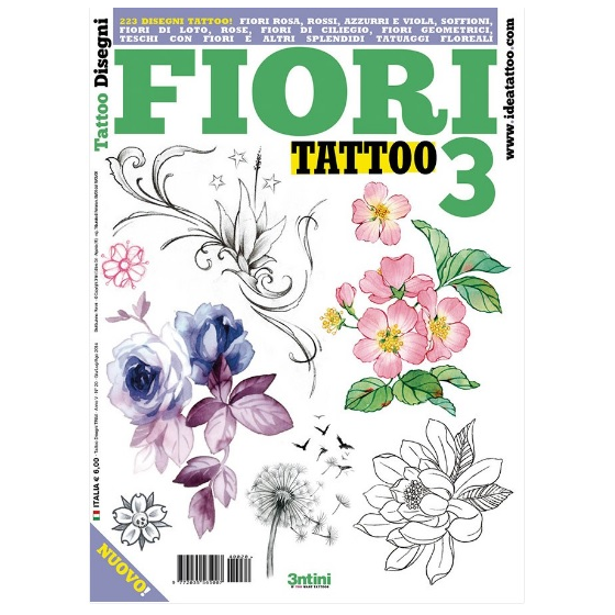 Libro Flores 3