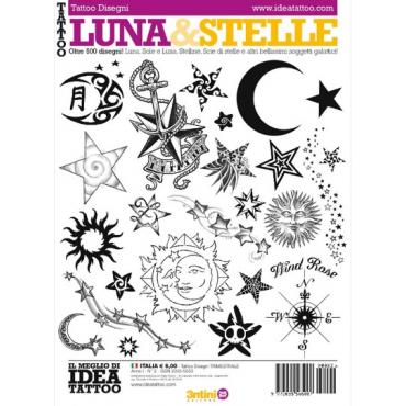 Libro Lunas y Estrellas