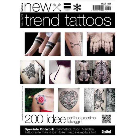 Libro Nuevas Tendencias De Tatuajes: Dotwork