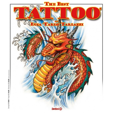 Libro The Best Tattoos Of Luca Tarlazzi