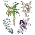 Libro Las Hadas Más Hermosas – Tattoos By Luca Tarlazzi