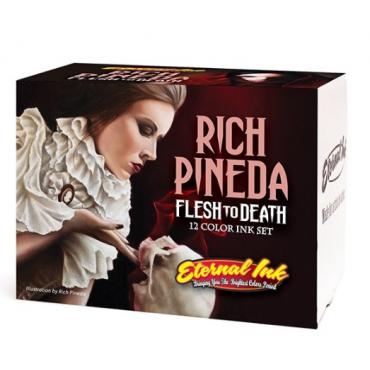 Set Eternal Rich Pineda Flesh To Death