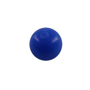 Bola acrilico azul oscuro 1.2mm - 1.6mm