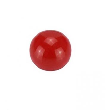 Bola acrilico roja 1.2mm - 1.6mm