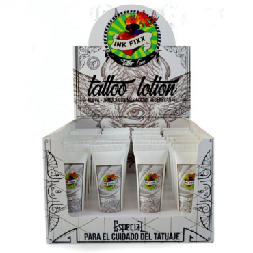 Caja expositor INK FIXX OINTMENT