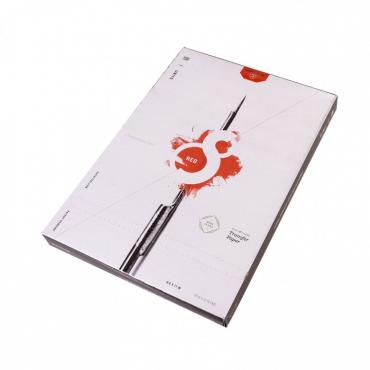 Papel S8 Red para tranferencias de plantillas de tatuaje