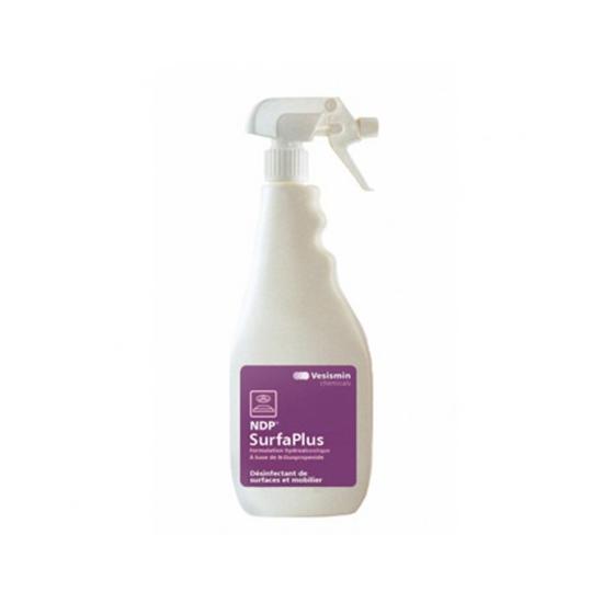 Surfa Plus - 750 ml - Desinfección de superficies