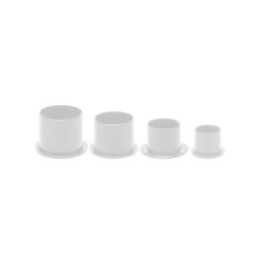 1000 Cups con base pequeños (10 mm)