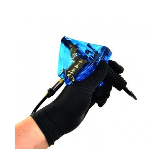 Bolsa cubre-máquina con goma