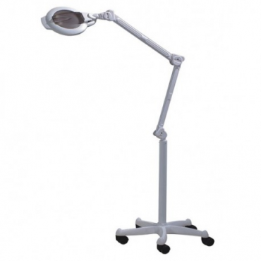 Lampara led lupa con pie