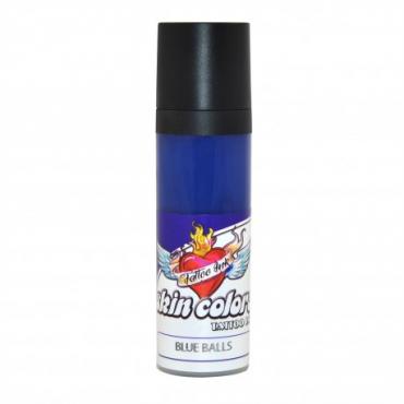 Tinta Skin Colors Blue Balls 30 ml.