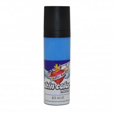Tinta Skin Colors Ice Blue 30 ml.