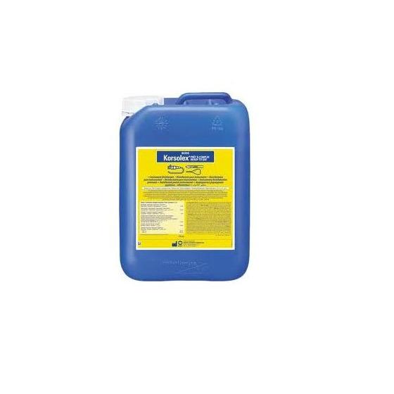 Desinfectante de instrumental Korsolex 5L.