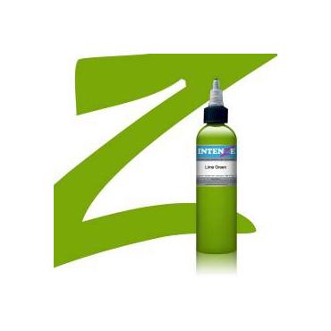 Intenze Lime Green 1 oz