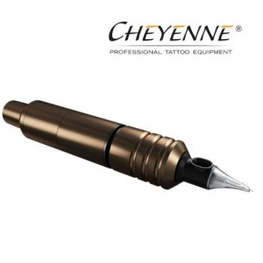Cheyenne Hawk Pen Bronze