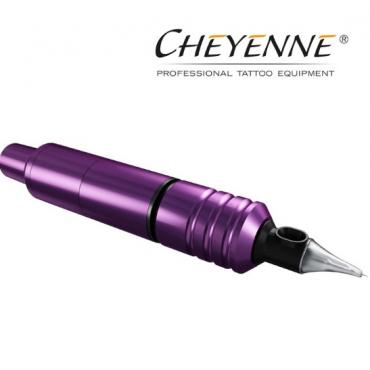 Cheyenne Hawk Pen Púrpura