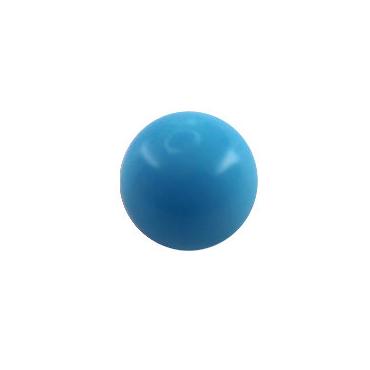 Bola acrilico azul claro 1.2mm - 1.6mm