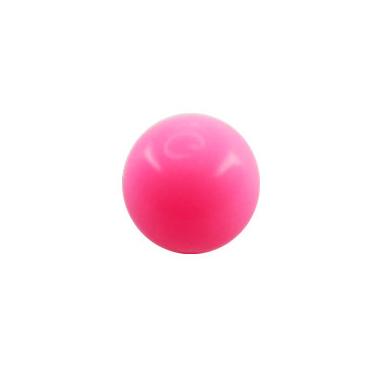 Bola acrilico rosa 1.2mm - 1.6mm