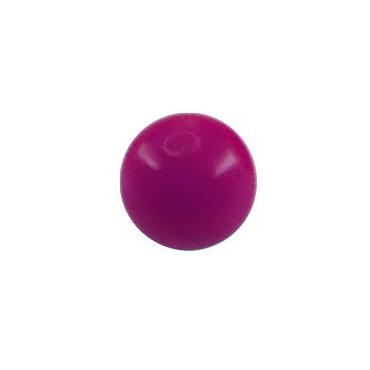 Bola acrilico violeta 1.2mm - 1.6mm