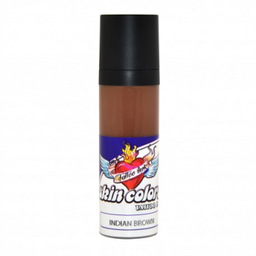 Tinta Skin Colors Indian Brown 30 ml.