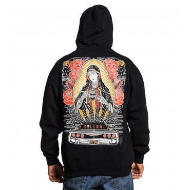 SUDADERA SULLEN HOPELESS ZIP