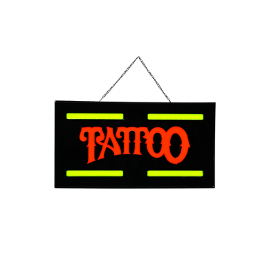 Cartel led Tattoo 1