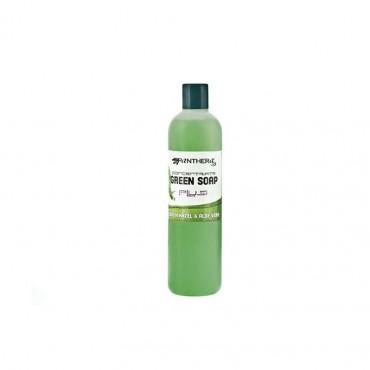 Jabon green soap PANTHERA...