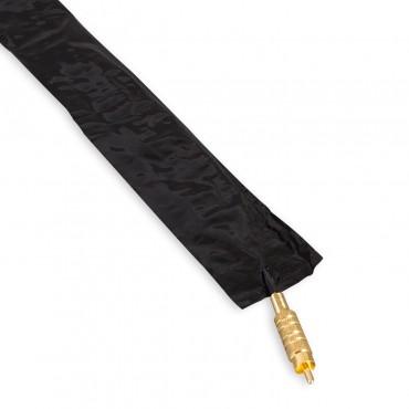 Fundas clip cord negras -...