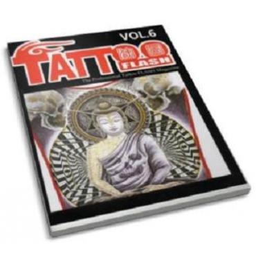 TATTOO FLASH VOL. 6