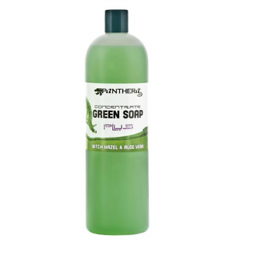 Jabon green soap PANTHERA para la limpieza del tattoo 1 lt.