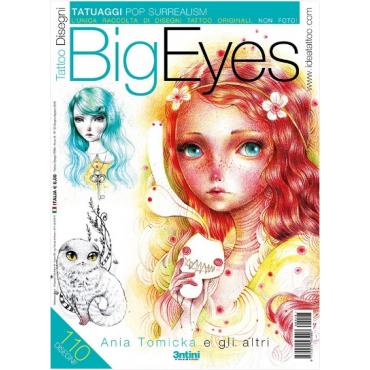 Libro Big Eyes
