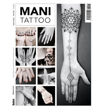 Libro Tattoo Manos