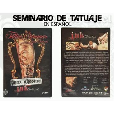 """DVD Seminario-Curso """"Color Textures"""" - Max Ghostar"""