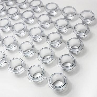 Bandeja cups - Pack de 12 unidades de 50 caps (600 caps).