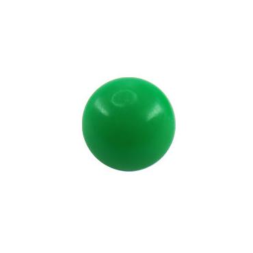 Bola acrilico verde 1.2mm - 1.6mm