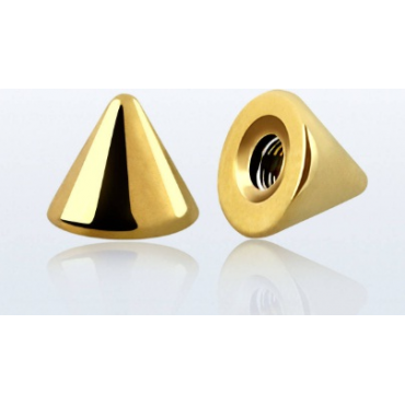 Conos Acero Gold 1.2mm