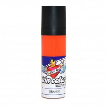 Tinta Skin Colors Orange 30 ml.
