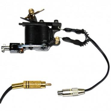 Clip cord convertidor a RCA