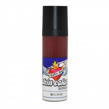 Tinta Skin Colors Red Rum 30 ml.