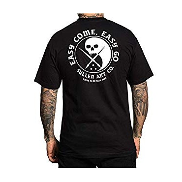 CAMISETA SULLEN EASY COME