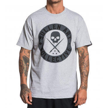 CAMISETA SULLEN EVERDAY BADGE GREY