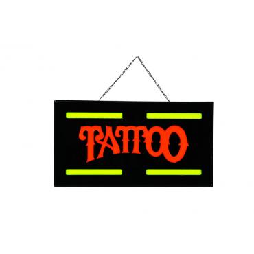 Cartel led Tattoo 1