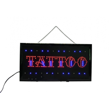 Cartel led Tattoo 2