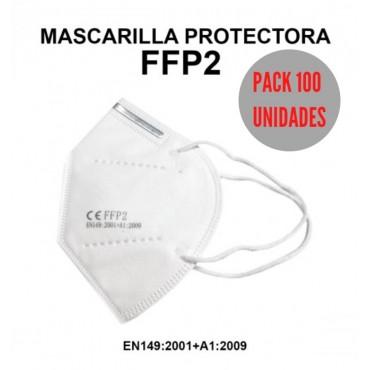 Mascarillas FFP2 con...