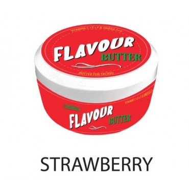 Butter Flavour STRAWBERRY...