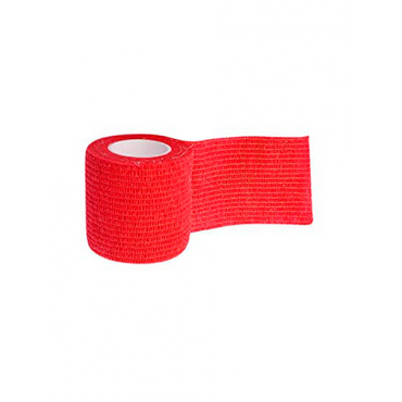 Venda elastica roja para grips
