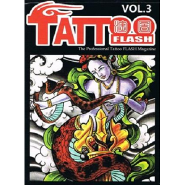LIBRO TATTOO FLASH VOL,3
